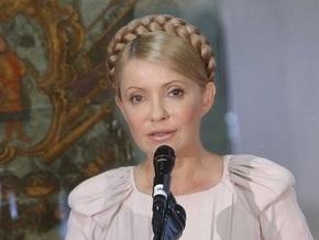 Тимошенко о газе: На Рождество не будет традиционных штучек
