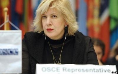 В ОБСЕ недовольны запретом российских фильмов