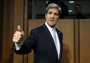 Керри: Переговоры с Ираном прошли успешно