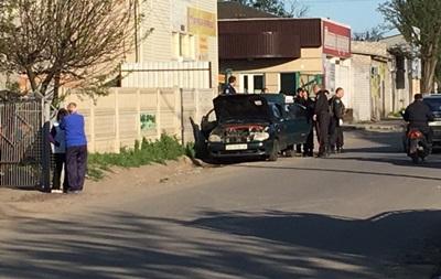 В Геническе обнаружили авто со взрывчаткой