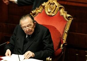 Умер бывший премьер Италии Джулио Андреотти