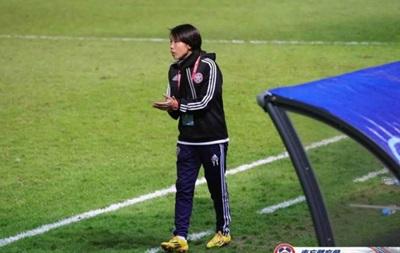 Впервые в истории футбола женщина-тренер привела мужскую команду к чемпионству