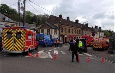 Во Франции произошел мощный взрыв в жилом доме