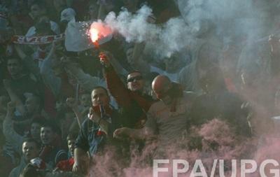 Матч чемпіонату Сербії скасували через вбивство вболівальника