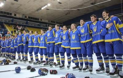 Хоккей: Сборная Украина вышла во второй по престижности чемпионат мира