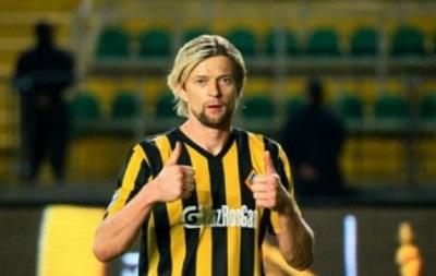 Тимощук і Аршавін забили перші голи за Кайрат