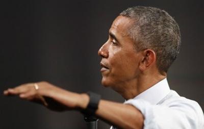 Обама исключает отправку наземных войск в Сирию