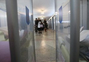 СМИ: В Одессе члены избиркома заполняли протоколы в туалете