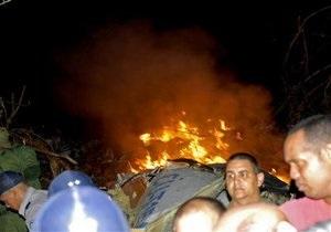 СМИ: В катастрофе пассажирского самолета на Кубе не выжил никто