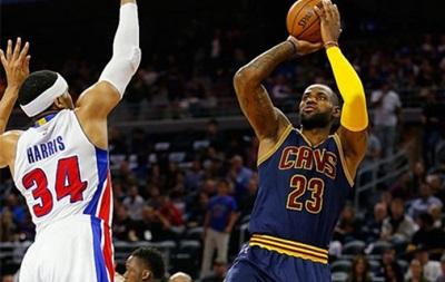 НБА: Бостон зрівнює рахунок у серії з Атлантою, Клівленд проходить Детройт
