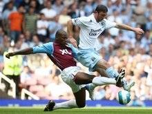 Премьер-лига: Ман Сити не смог справиться с Вест Хэмом