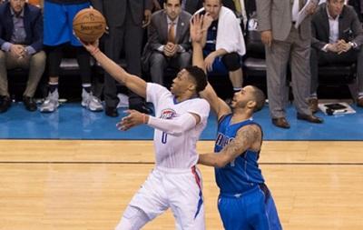 NBA: Портленд зрівняв рахунок з Кліпперс, Оклахома виходить у другий раунд