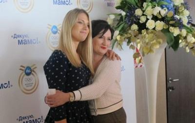 Ольга Харлан: Підтримка мами завжди для мене важлива