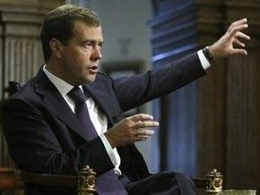 Медведев: Потери экономики РФ превысили все ожидания