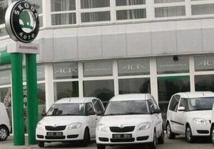Госуправление делами закупит сорок автомобилей Skoda