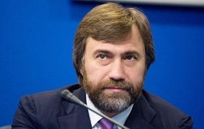 Порошенко перевірить законність громадянства Новинського
