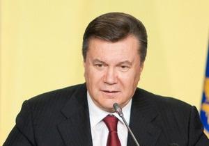 Янукович проведет сегодня Совет регионов