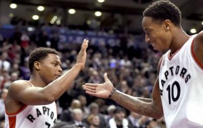 НБА: Торонто виходить вперед в серії з Індіаною, Атланта обігрує Бостон