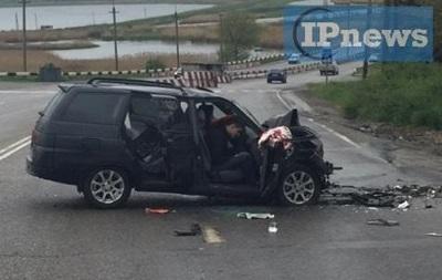 В ДТП в Запорожье пострадали пять человек