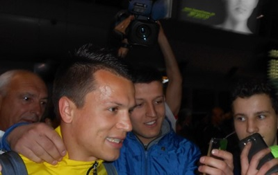 Тренер Севільї: Коноплянку здивувало, як його зустріли у Львові
