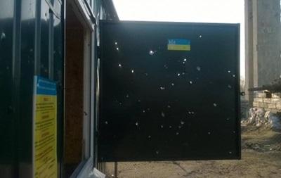 На Луганщині обстріляли податківців