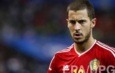 Азар: Збірній Бельгії під силу виграти Євро-2016