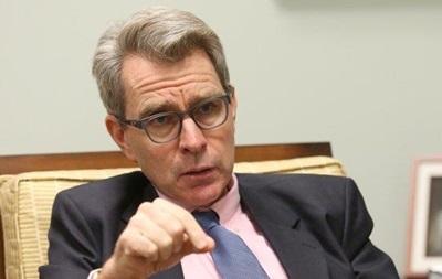 Проект Новоросія помер у Маріуполі - посол США