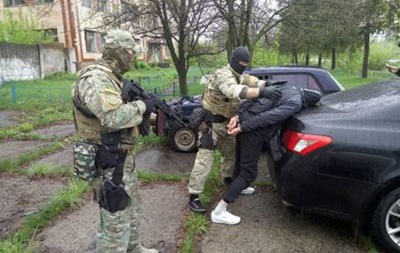 Полтавець затриманий за торгівлю зброєю з АТО