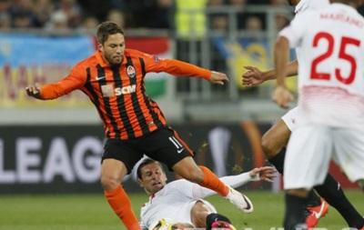 Четыре игрока Шахтера вошли в символическую сборную полуфиналов Лиги Европы