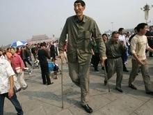 Самый высокий человек в мире стал отцом