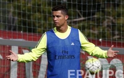 Роналду відмовився від послуг лікарів Реала, звернувшись в Барселону
