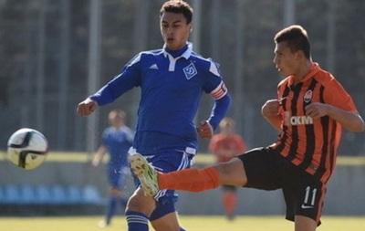 Динамо розгромило Шахтар у першості молодіжних команд