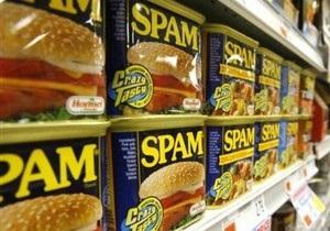 Доля спама во всемирном трафике превысила 87%