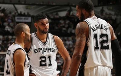 НБА: Сан-Антонио громит Оклахому в первом матче серии плей-офф
