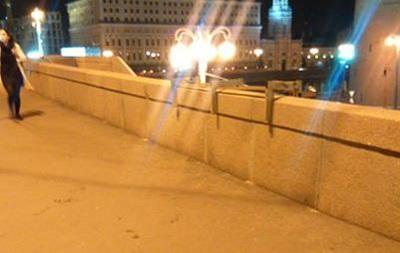 У Москві двічі за добу знесли меморіал Нємцову
