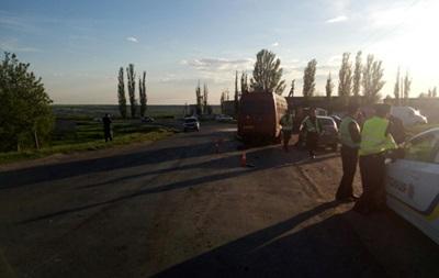 На Миколаївщині п яний водій влаштував ДТП: семеро постраждалих