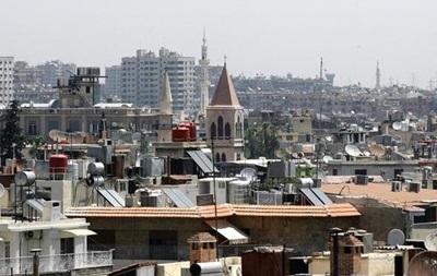 Временное перемирие под Дамаском продлено на сутки