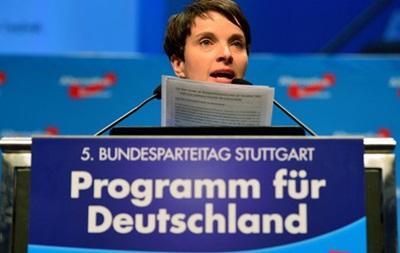 В Германии приняли антиисламский манифест