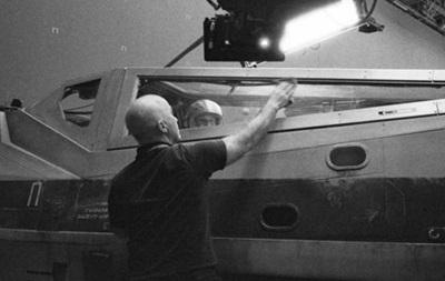 З явилися фото зі зйомок восьмих  Зоряних воєн