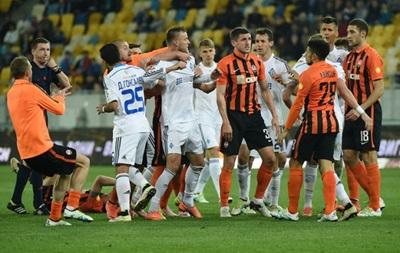 За провокацию в матче Шахтер - Динамо Степаненко пропустит одну игру