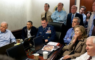 ЦРУ раскритиковали за твит-трансляцию поимки бин Ладена