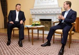 ЗН: Янукович договорился транспортировать российский газ по себестоимости