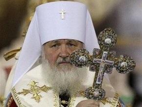 Патриарх Московский и всея Руси Кирилл возведен на престол