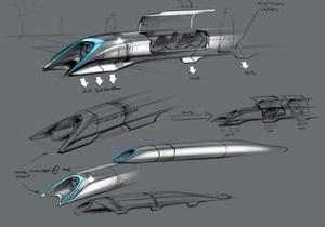 Новости науки - SpaceX: Спустить в трубу. SpaceX представила новый проект транспортной системы