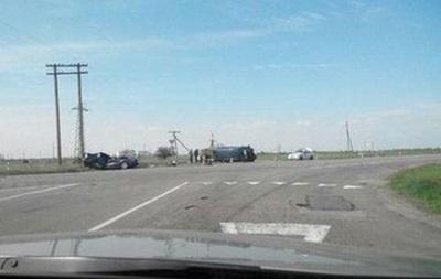 ДТП в Запорожской области: один погибший, десять пострадавших
