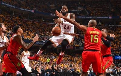 НБА Клівленд розгромив Атланту