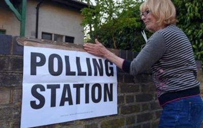 У Британії проходять місцеві вибори