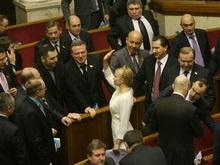 Депутата НУ-НС привезут из больницы для избрания Тимошенко