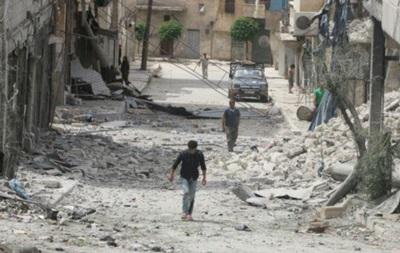 Авіаудар по табору для біженців у Сирії: десятки загиблих