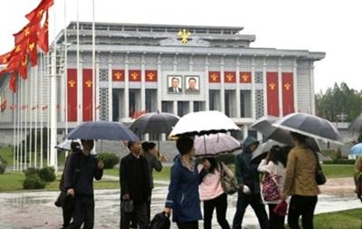 Кім Чен Ин прибув на з їзд Трудової партії КНДР